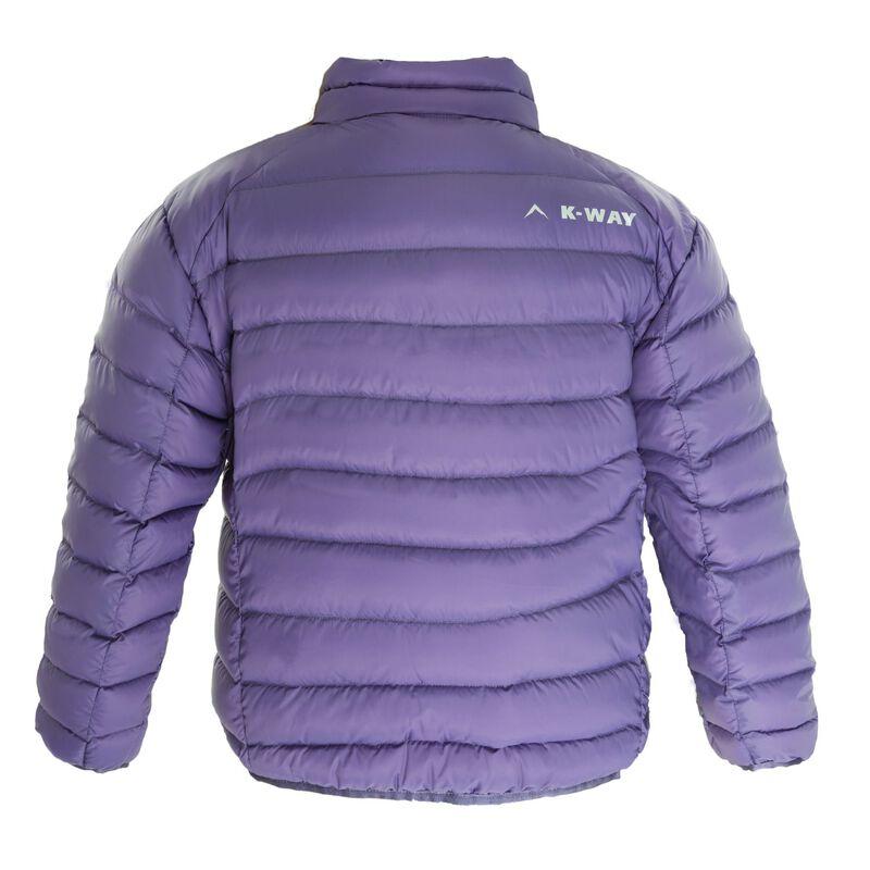 K-Way Kids Cygnet Down Jacket -  lavender