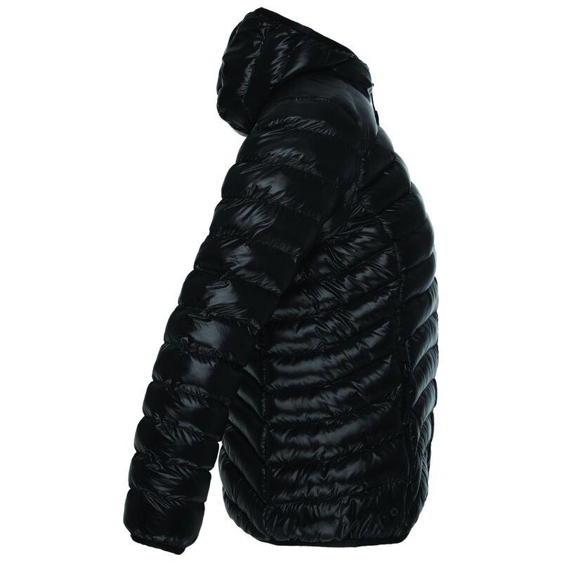 K-Way Women's Raven Eco Padded Jacket -  black