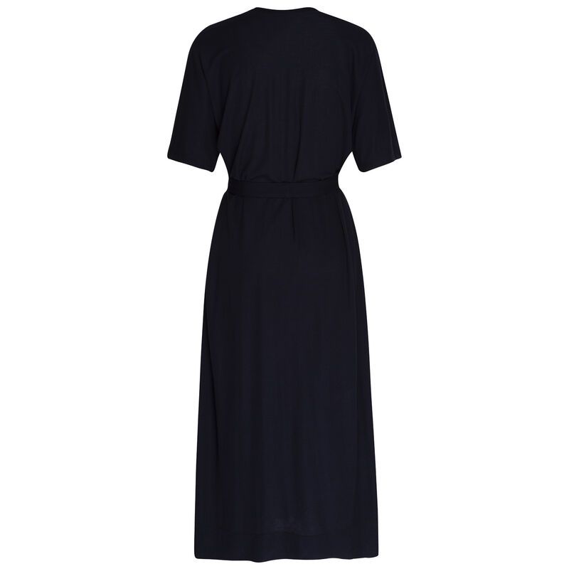 Rare Earth Maple Dress -  navy