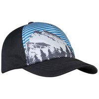 K-Way Atlas Trucker Cap -  blue