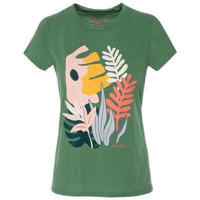 Old Khaki Women's Corey Printed T-Shirt