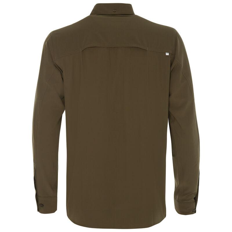 K-Way Men's Explorer Potter Long Sleeve Shirt -  fatigue
