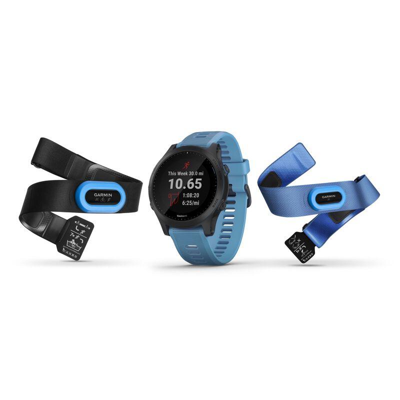 Garmin Forerunner 945 Tri-bundle -  blue