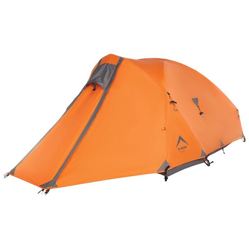 K-Way Nerolite 3 Person Tent -  orange