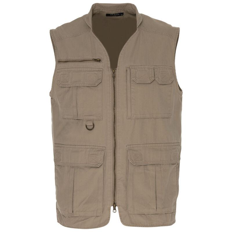CU & Co Men's Jock Jacket -  khaki