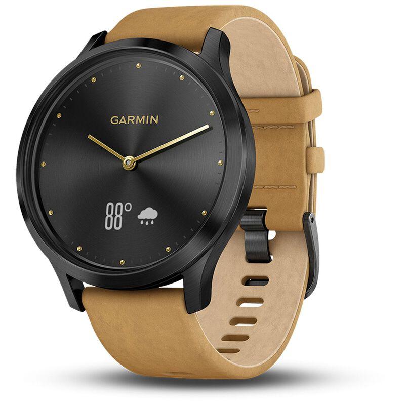 Garmin Vivomove HR Premium Onyx Black -  nocolour