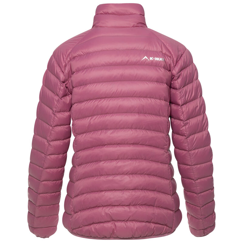 K-Way Women's Swan '18 Down Jacket -  watermelon