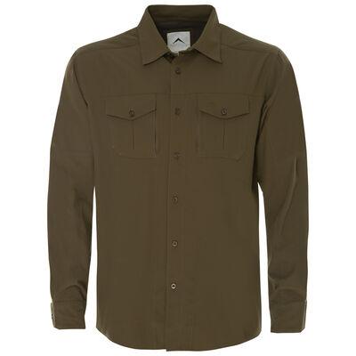 K-Way Men's Explorer Potter Long Sleeve Shirt