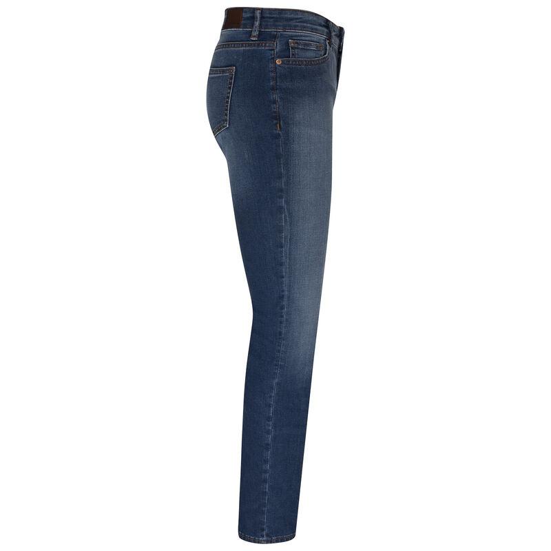 Old Khaki Women's Brooklyn Straight Leg Denim -  midblue