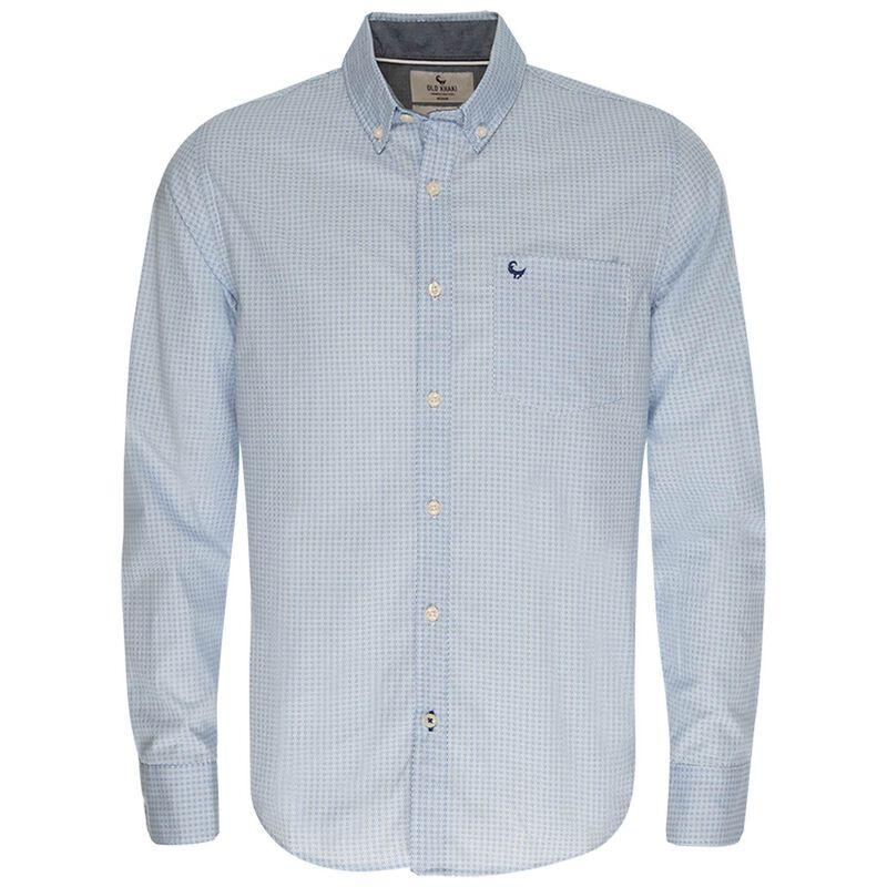 Old Khaki Men's Rael Shirt -  blue