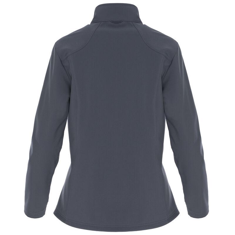 K-Way Women's Cove Eco Softshell Jacket  -  midblue