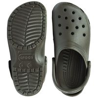 Crocs Men's Classic Sandal -  chocolate-chocolate