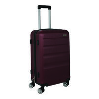K-Way Spinner 2 Medium Luggage Bag -  burgundy