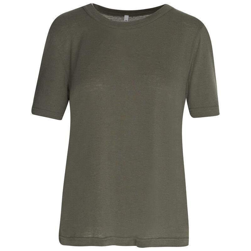 Rare Earth Rose T-Shirt -  olive