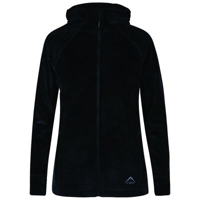 K-Way Women's Taryn Plush Hooded Fleece