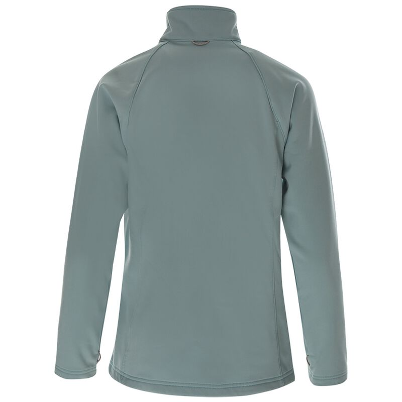 K-Way Women's Mira '19 Softshell Jacket -  teal