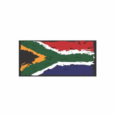 Buff® Custom SA Flag