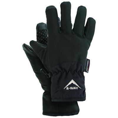 K-Way Touch Softshell Thinsulate Glove