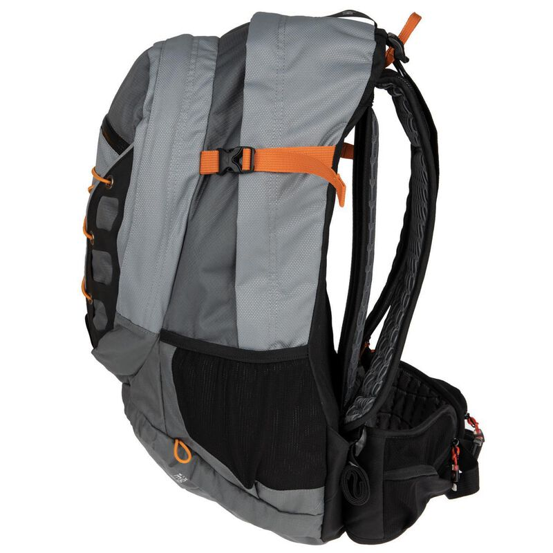 K-Way Expedition Series Kilimanjaro 35L DayPack -  charcoal-orange