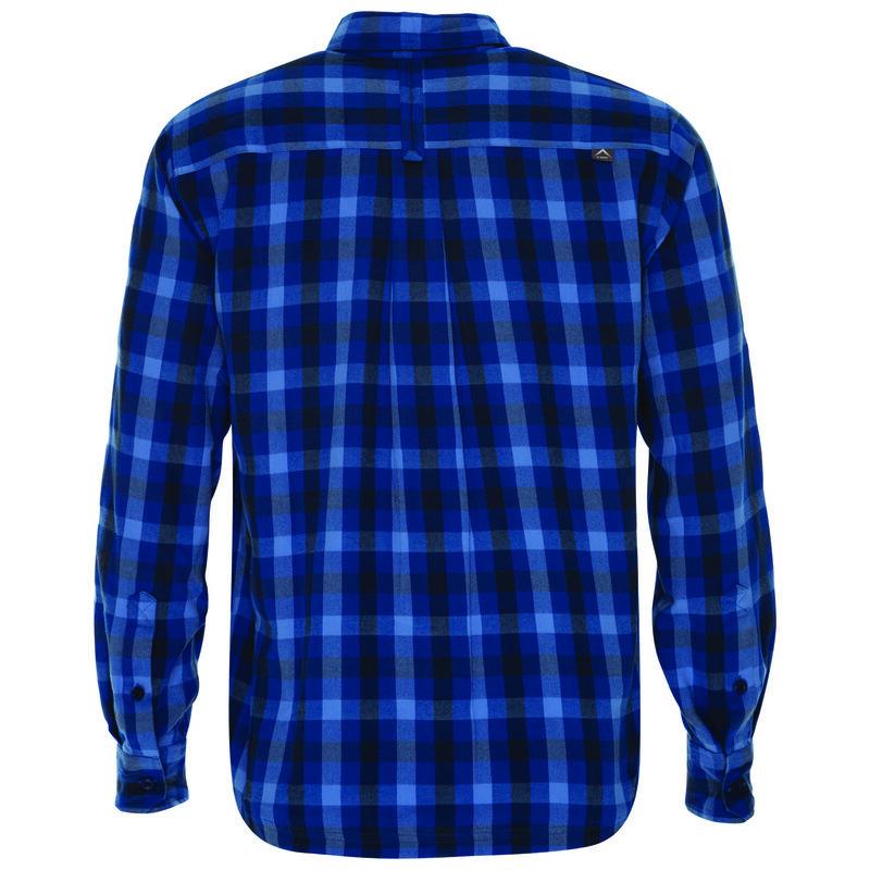 K-Way Men's Explorer Venture Long Sleeve Shirt -  royal-navy