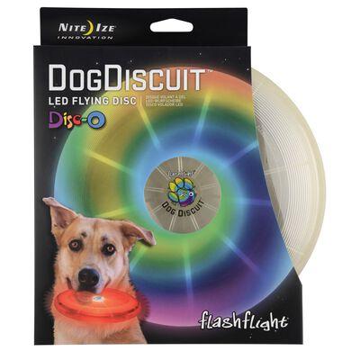 Nite Ize Flashlight® Dog Discuit™ LED Flying Disc