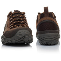 Merrell Men's Intercept Shoe -  brown-chocolate