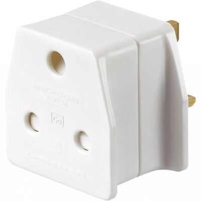 GO SA to UK Travel Adaptor