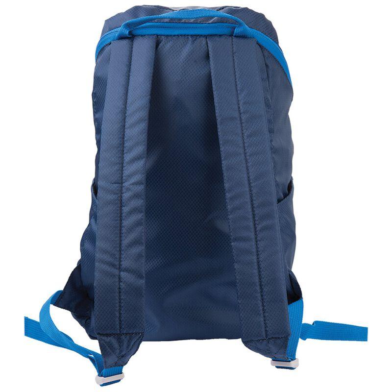 K-Way Kids Printed Rambler Daypack -  blue-blue