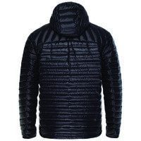 K-Way Men's Fresco '19 Down Jacket -  black-red