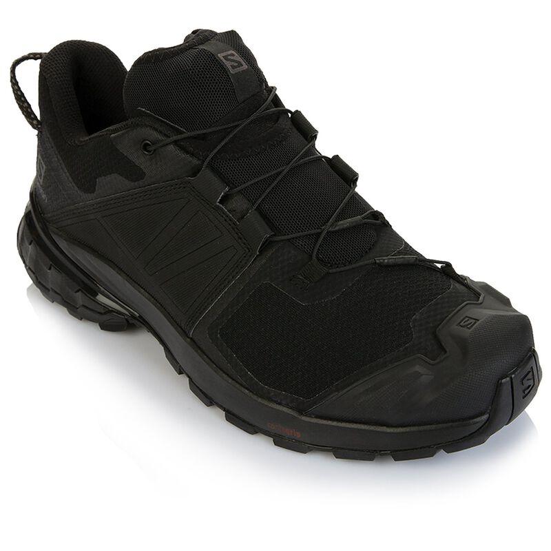 Salomon Men's XA Wild Shoe -  black-black