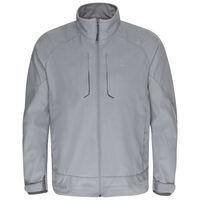 K-Way Men's Epic '12 Softshell Jacket -  silver-grey