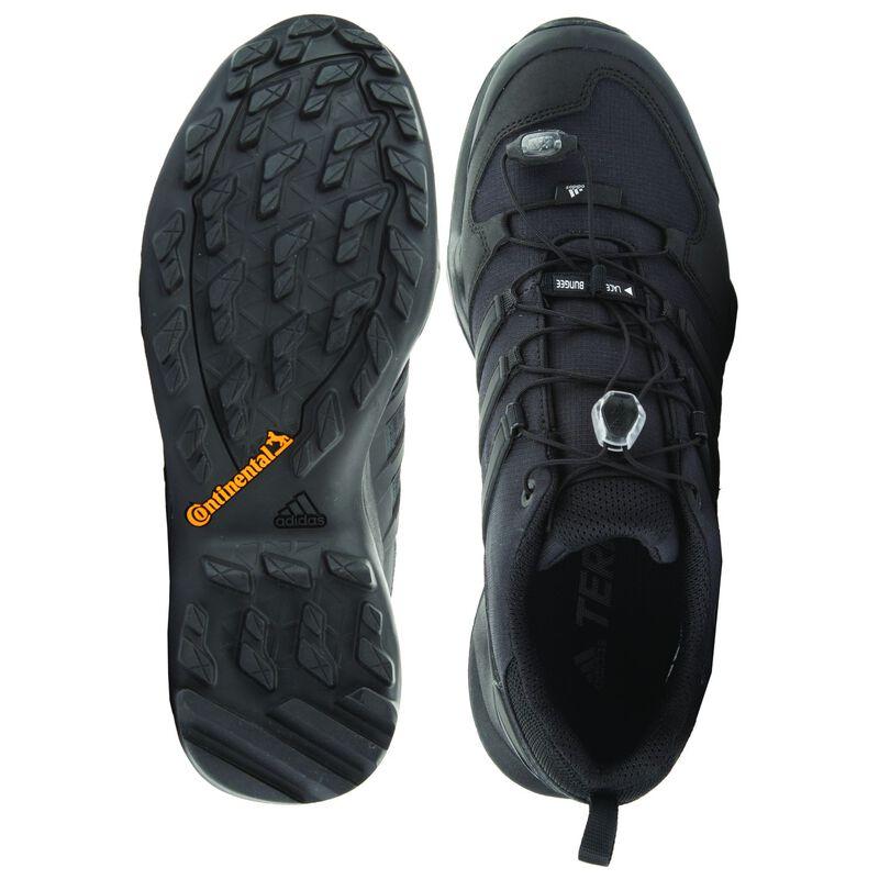 Adidas Men's Terrex Swift R2 Shoe -  black-black