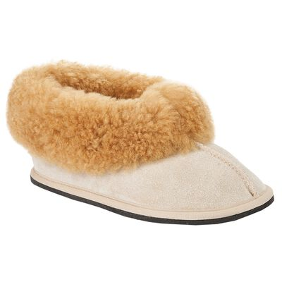 Cape Union Women's Sheepswool Classic Slipper