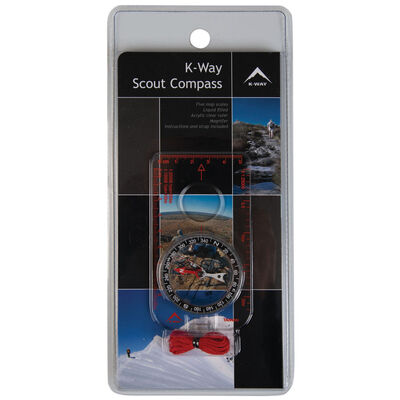 K-Way Scout Compass