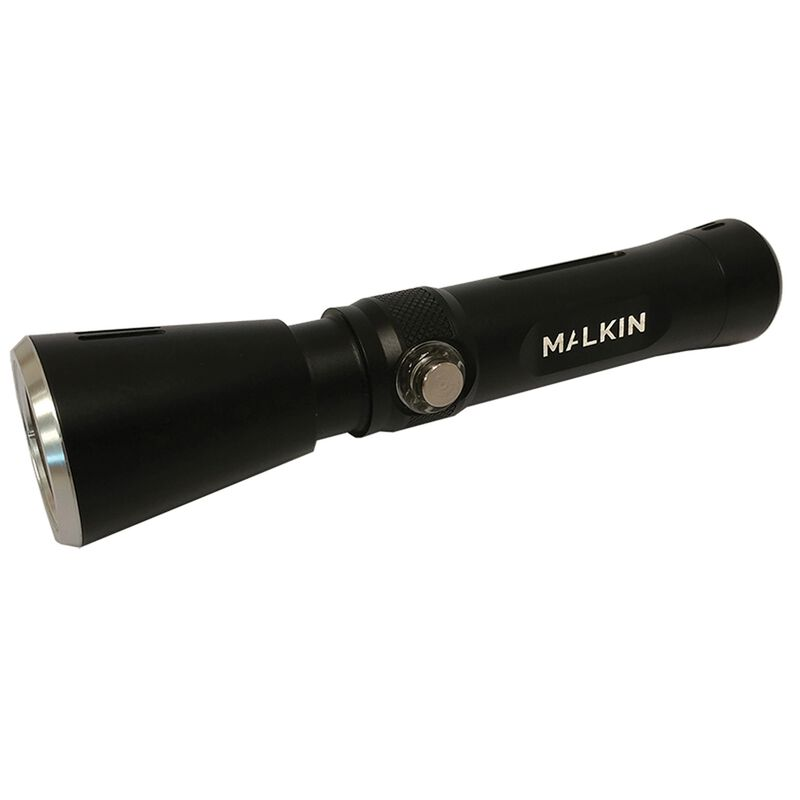 Malkin L1000R Flashlight -  black