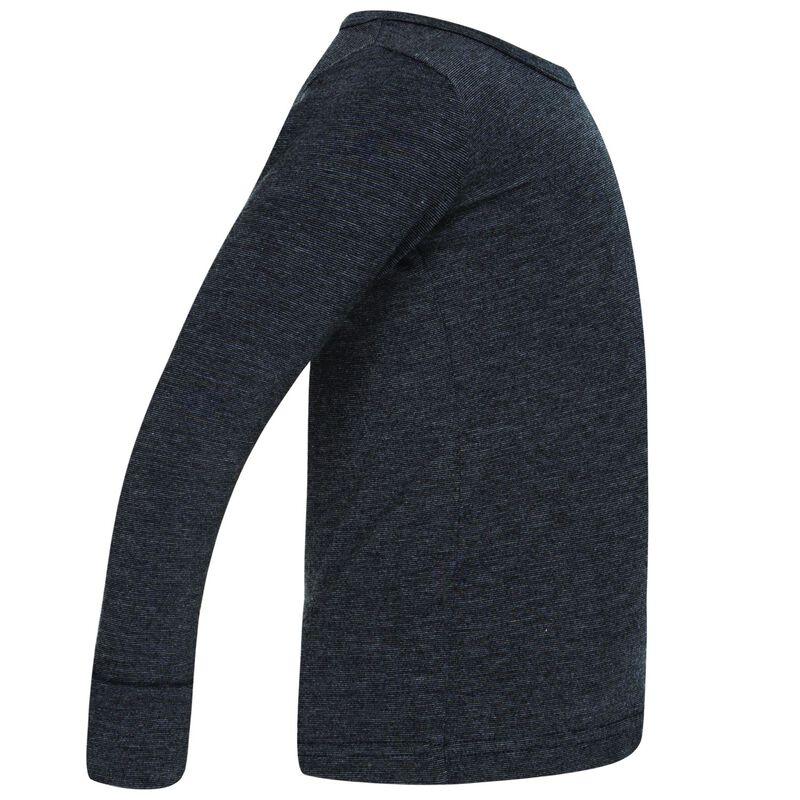 K-Way Kids Thermalator Elite Long Sleeve Vest  -  graphite