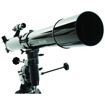 Malkin Refractor 50-111x Telescope