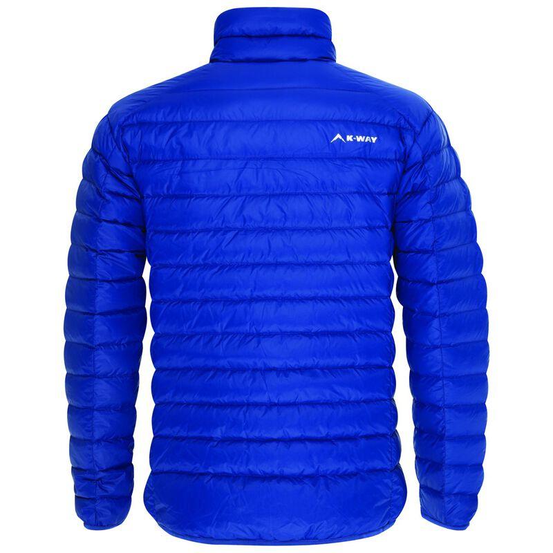 K-Way Men's Drake '18 Down Jacket  -  blue