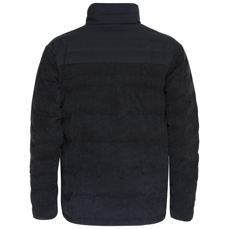 K-Way Men's Magnus Down Jacket -  black