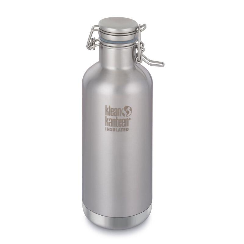 Klean Kanteen Classic Vacuum Insulated Bottle 32oz -  silvergrey
