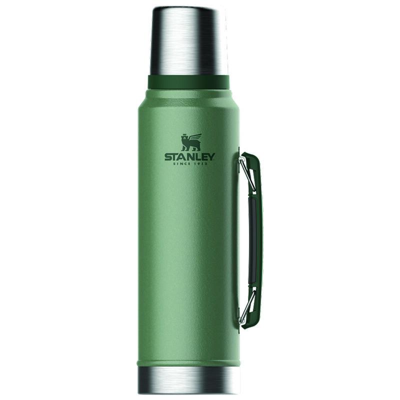 Stanley Classic Vacuum Flask 1.0L -  green