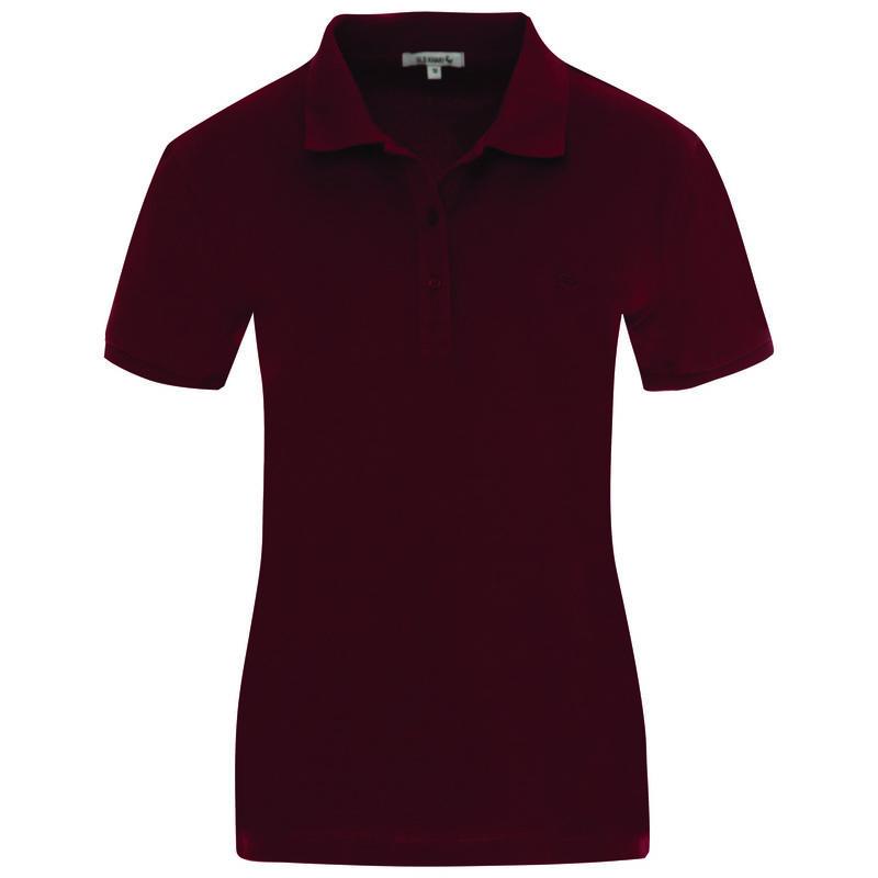Old Khaki Women's Eve Golfer  -  burgundy