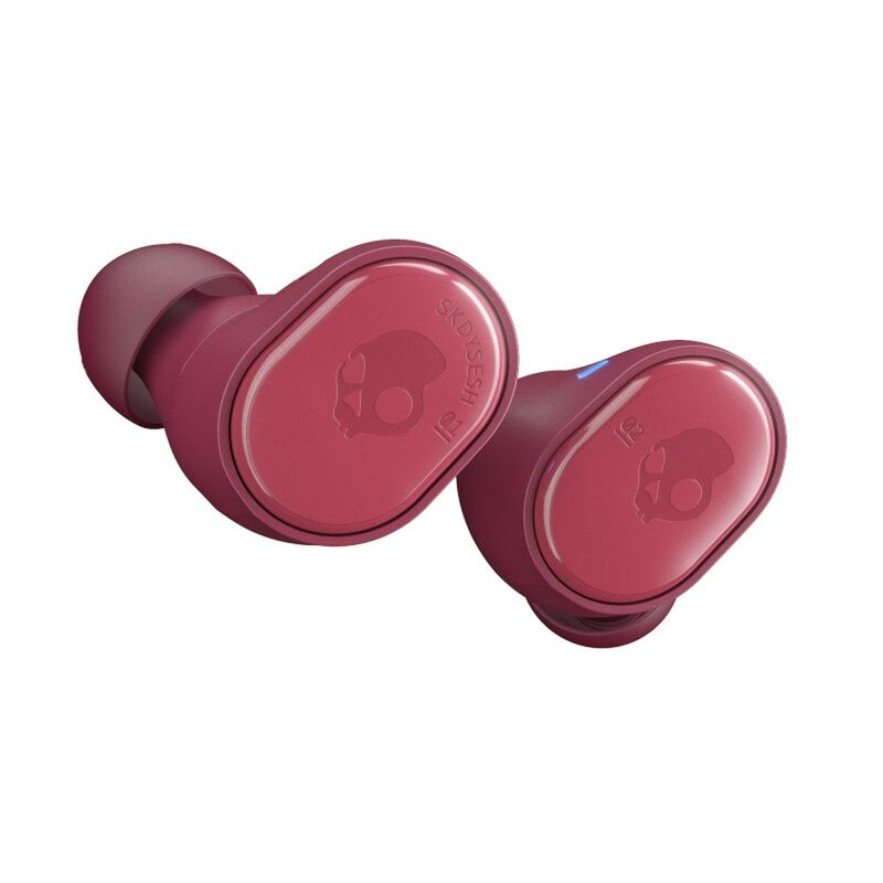 Skullcandy Sesh Truly Wireless Earbuds -  red