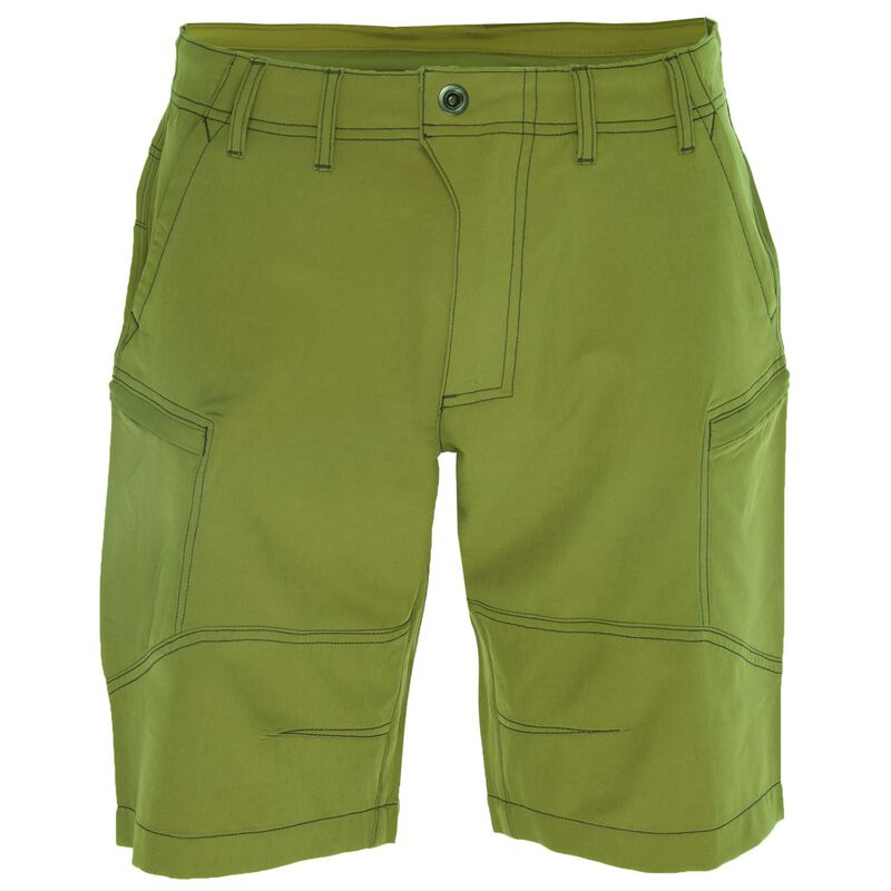 K-Way Men's Explorer Tubu Shorts -  khaki