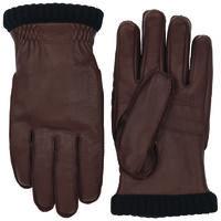 Hestra Deerskin Glove -  chocolate