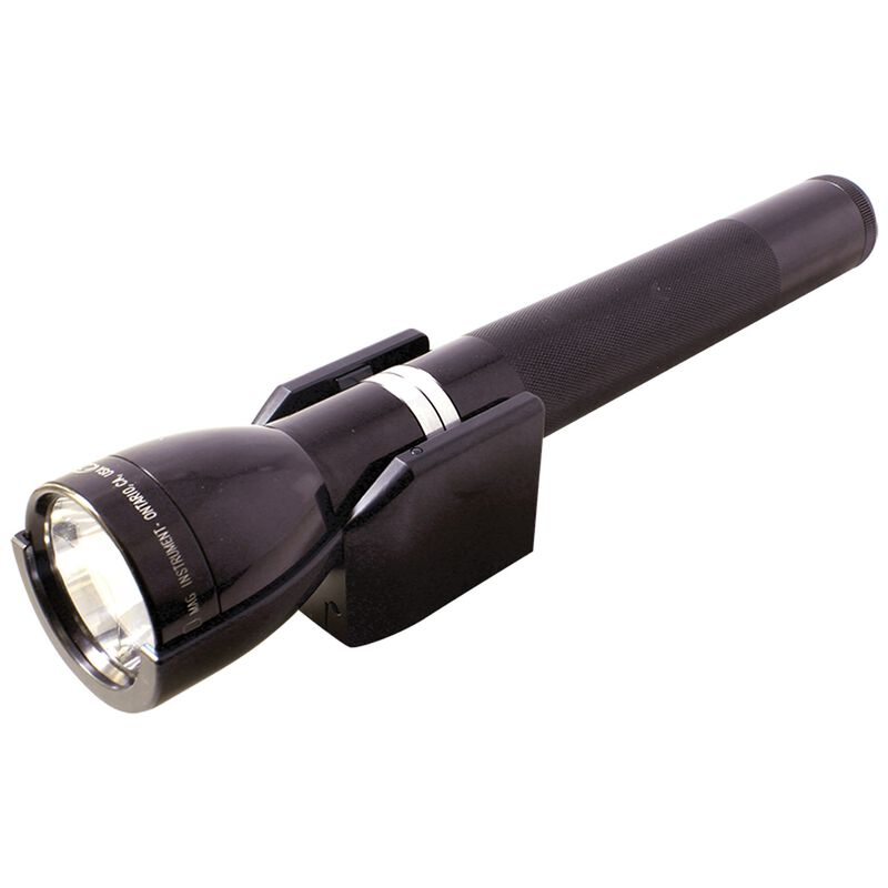 Mag-Lite Magcharger LED Rechargeable Torch -  black