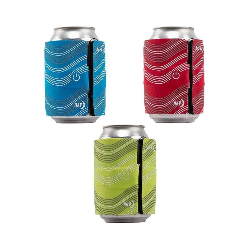 Nite Ize SlapLit LED Drink Wrap -  blue