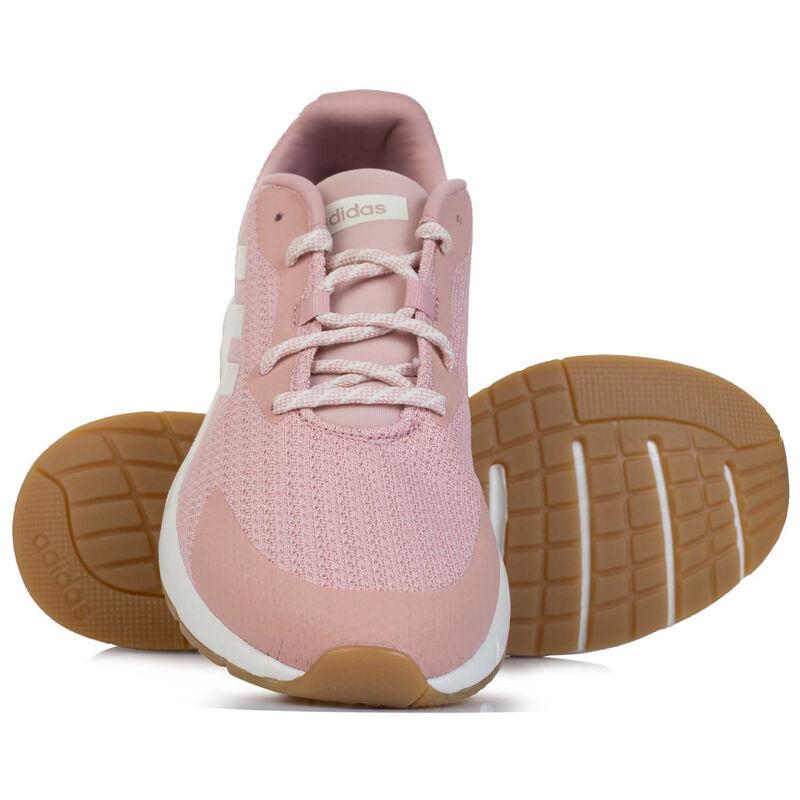 Adidas Women's Sooraj Sneaker -  pink-white