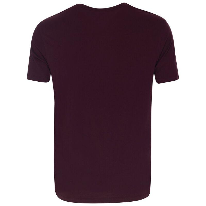 Old Khaki Men's Harris T-Shirt -  burgundy