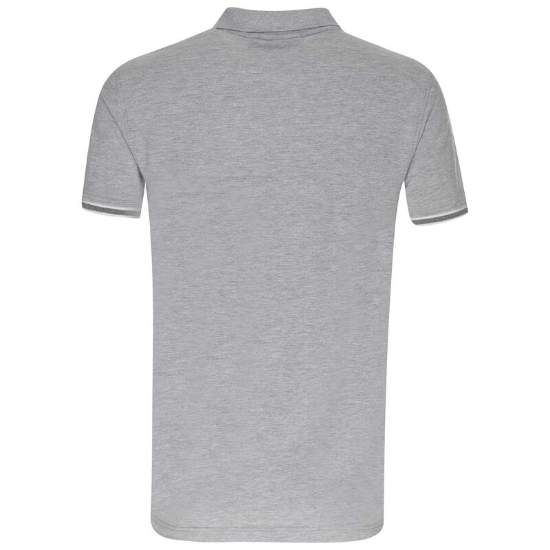 Old Khaki Men's Domanic Relaxed Fit Golfer -  grey